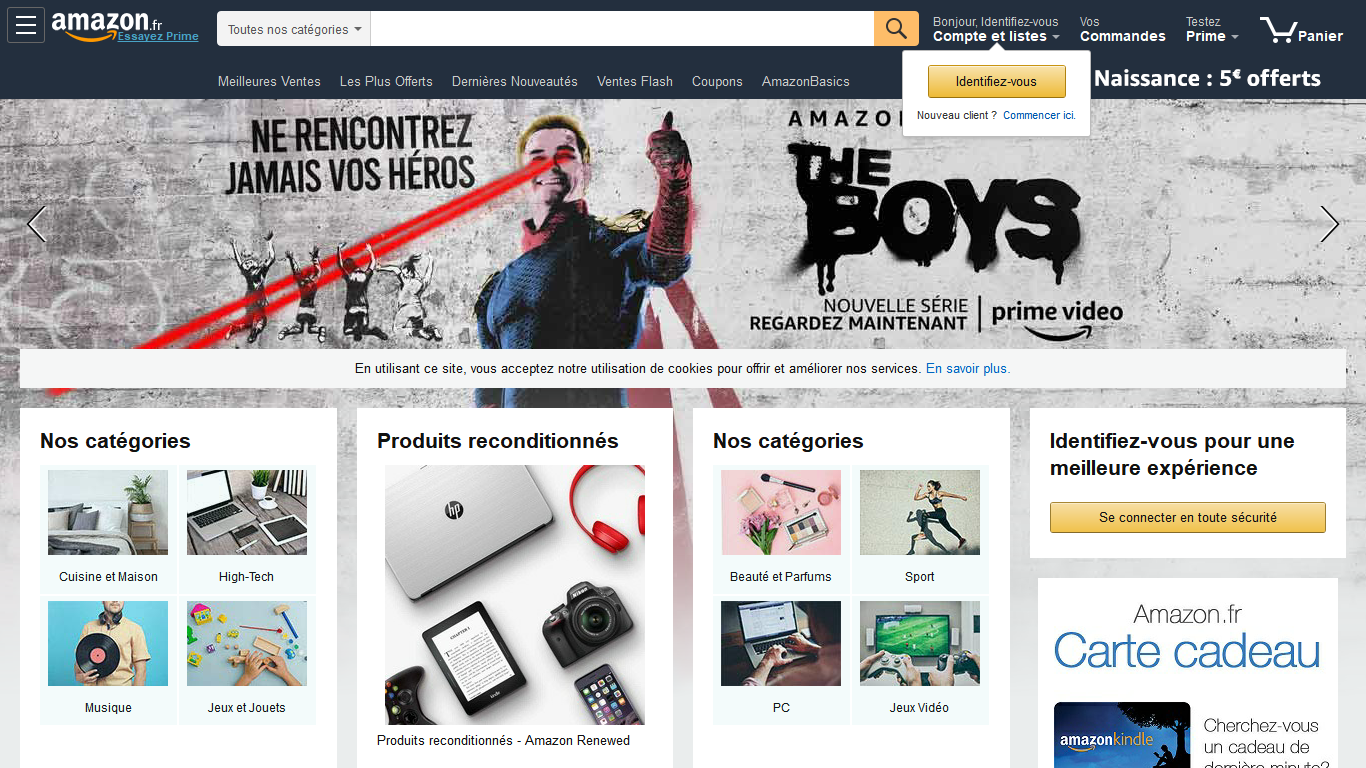 Amazon.fr : livres