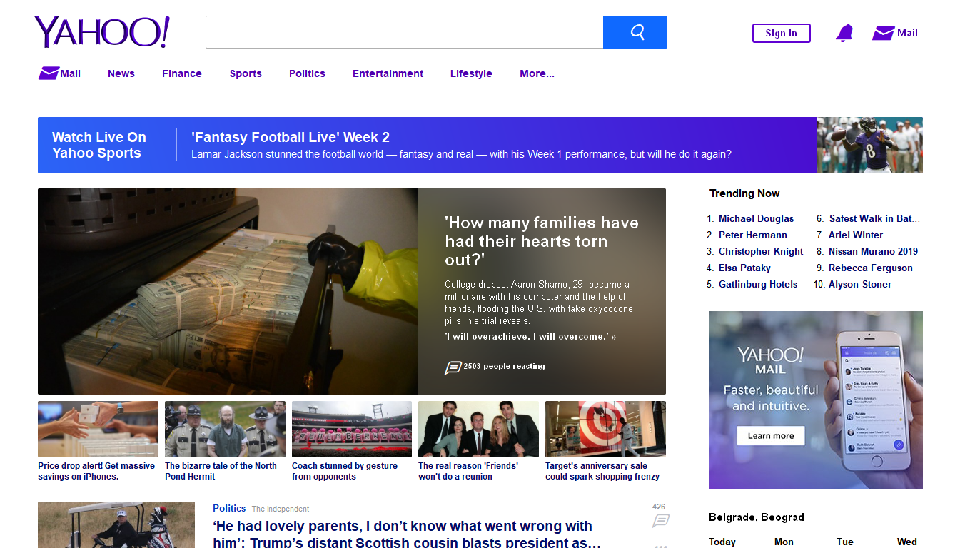 Yahoo Avis