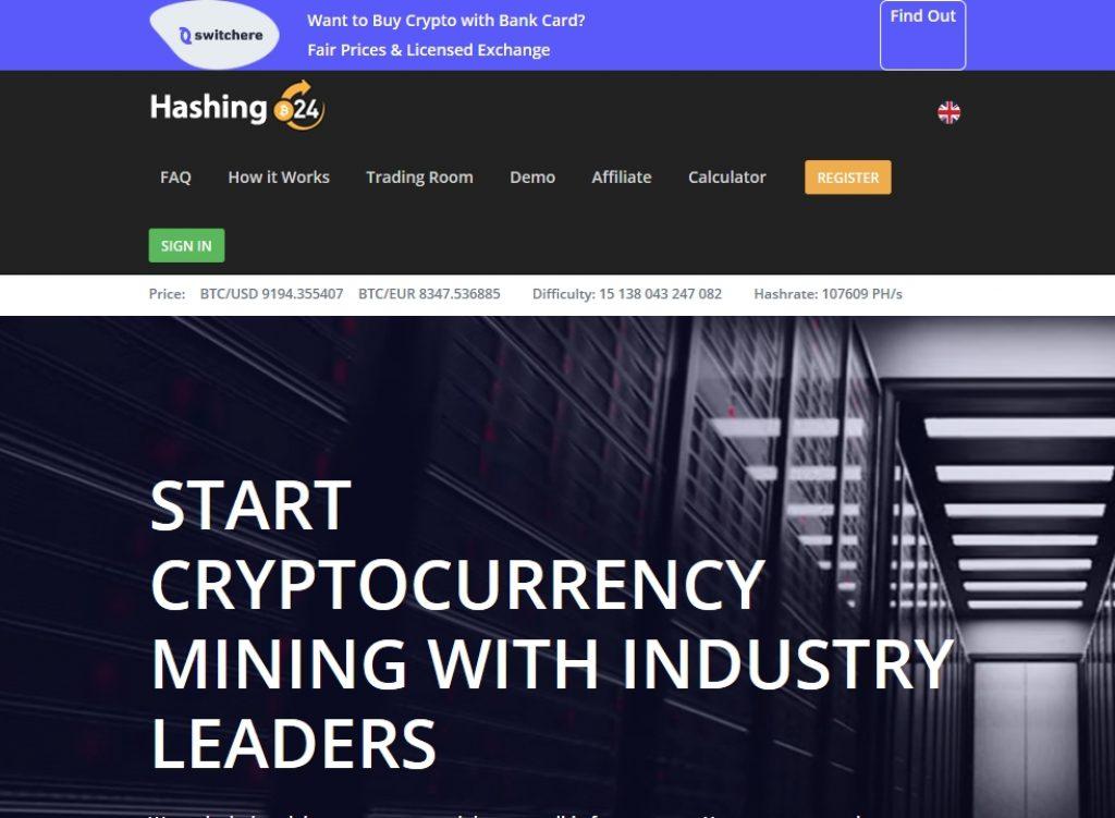 hashing24.com - Avis des utilisateurs