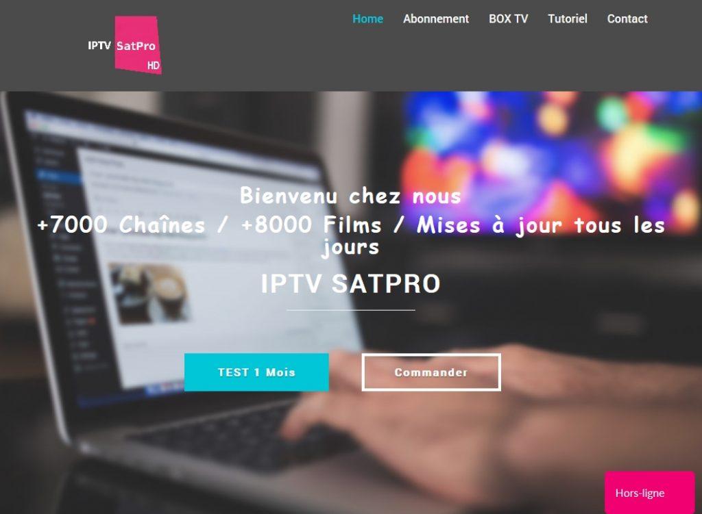 iptv-satpro.com - Avis des utilisateurs